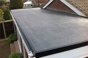 EPDM Flat Roof Installers