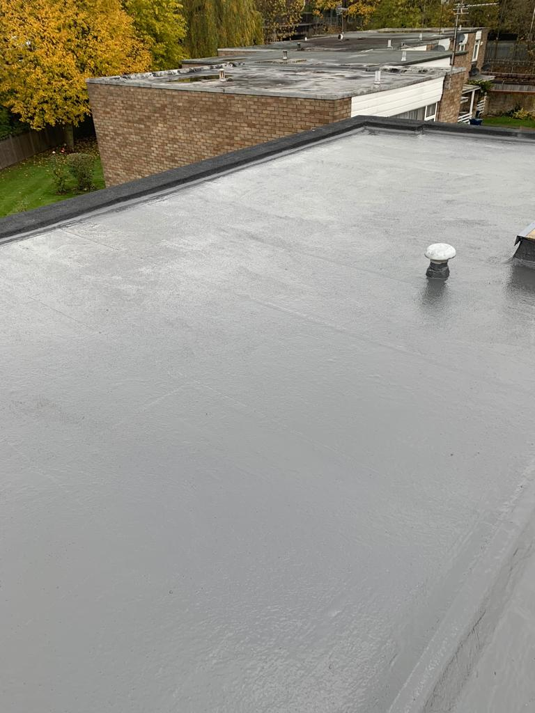 Flat Roof Repair Services in Northolt